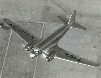 Early DC-1 had cost more than $350,000.