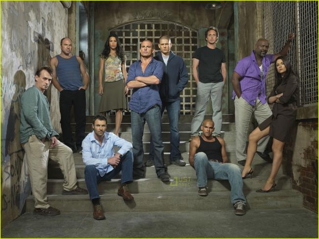 Побег из тюрьмы 3 сезон: Новые и старые персонажи (11 фото)