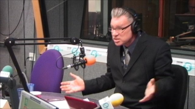 5 live film critic Mark Kermode