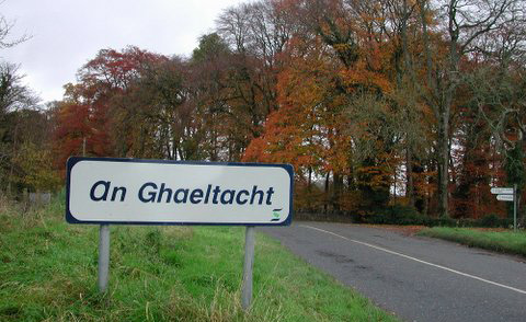 What is the Gaeltacht