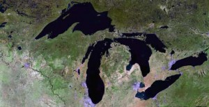 Water Availability of the Great Lakes