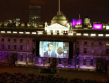 Open-air movies in London 2011