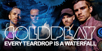 showcase PL Coldplay Every Teardrop Is a Waterfall - Single