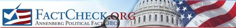 FactCheck.org Annenberg Political Fact Check