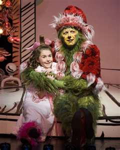 How the Grinch Stole Christmas Atlanta | Fox Theatre