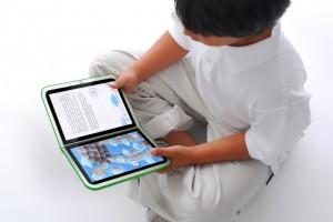 OLPC XO 2 : Le premier netbook à écran double tactile