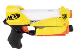 Nerf N Strike Wii Blaster nerf switch shot ex 3