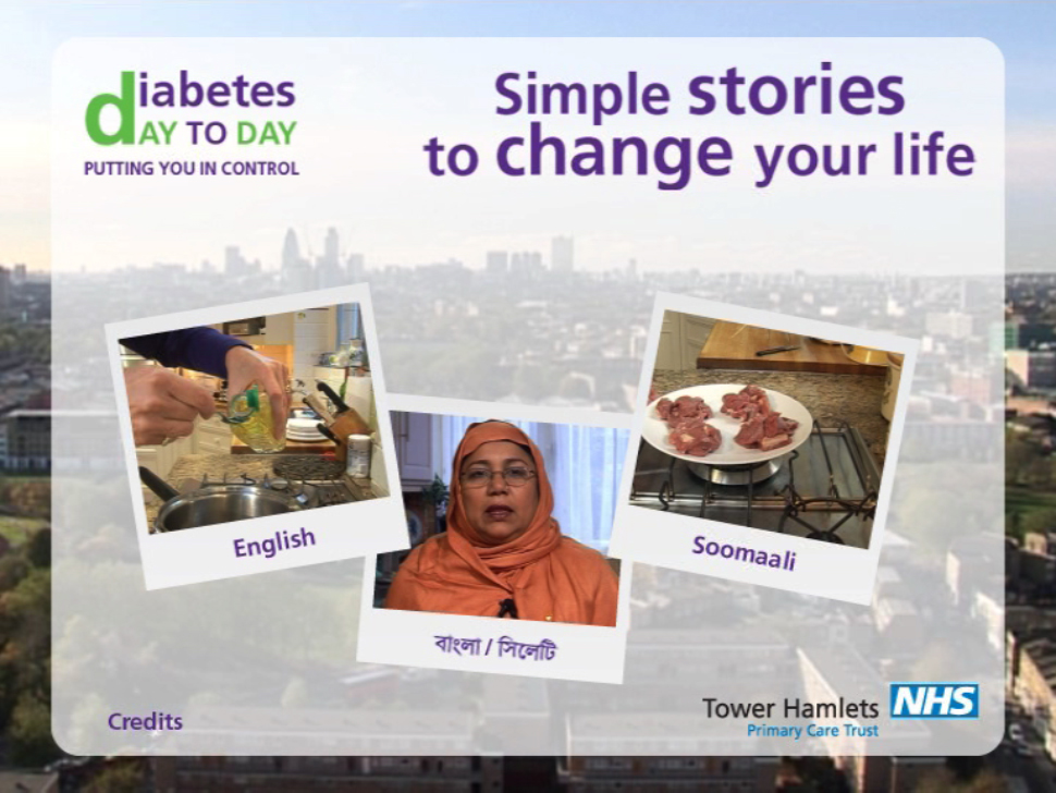 Diabetes Day to Day Pink Pigeon