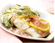 poached-fish-with-cucumber