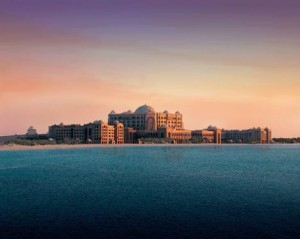 emirates palace in abu dhabi 300x239 Top 10 most beautiful cities in the world for Lonely Planet