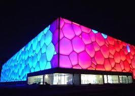 Beijing National Aquatics Center Top 10 beautiful stadiums in the world