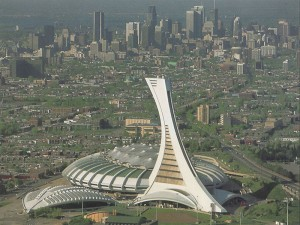 Olympic Stadium Montreal 300x225 Top 10 beautiful stadiums in the world