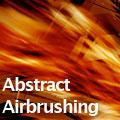 Abstract Airbrushing