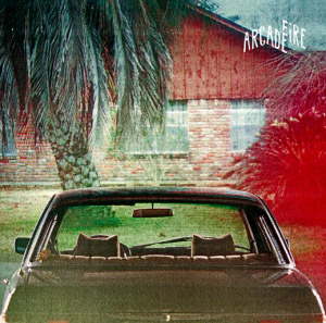 arcade fire the suburbs Top 10 Indie Album of 2010 you should have