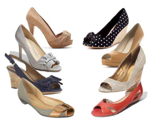 Peep Toes for the Office: In or Out?