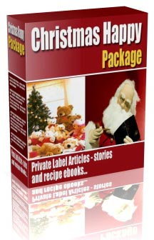 Merry Christmas PLR Package
