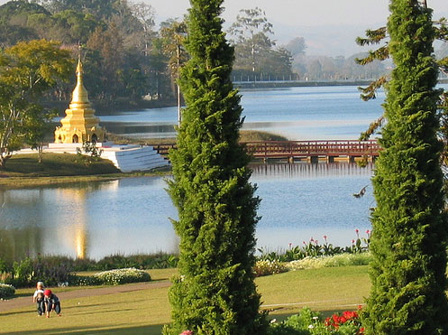 a beautiful picture of burma