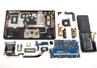 Cracking Open the Samsung Series 9 (13.3-inch) ultraportable notebook
