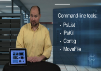 TR Dojo:  Five Sysinternals command-line tools every IT pro should know