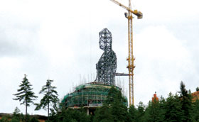 October opening for tallest Buddha