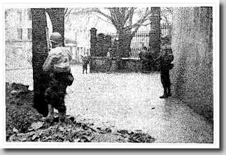 combat patrol city germany world war two army lessons combat patrolling