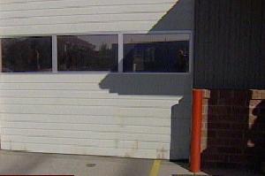 Falling Garage Door Kills Chi