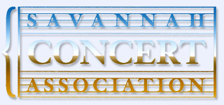 Savannah Concert Association - The Classical Music You Love to Hear