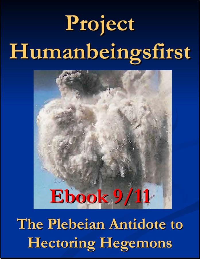 Project Humanbeingsfirst Ebook 9/11 9th Anniversary Edition
