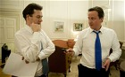 Tide lapping at the Government's feet; Media men: Cameron has been influenced by Osborne; Andrew Parsons