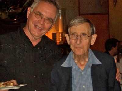 Robert Trivers and Freeman Dyson
