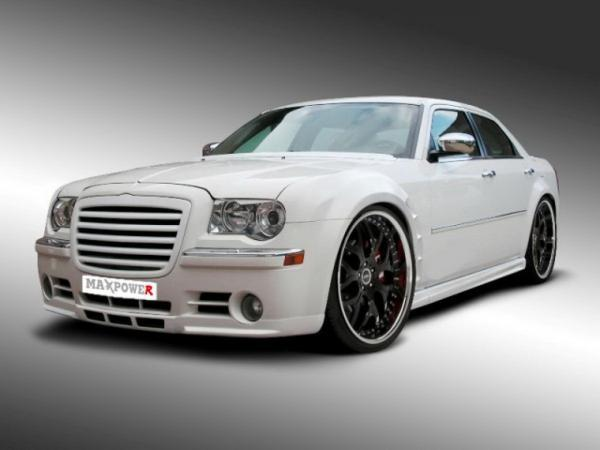 Chrysler 300C da MAX Power