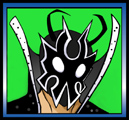 UltraMantis Black of the Order of the Neo Solar Temple