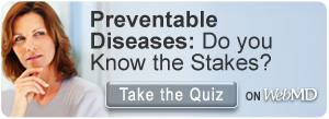 Preventable Diseases: Do You Know the Stakes?