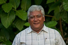 Maatia Toafa has been named as Tuvalu 's next prime minister. [Tuvalu Government]