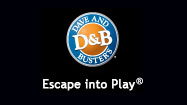 Free $10 game play at Dave and Buster's