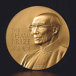 The Shaw medal