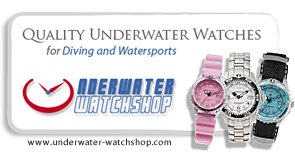 Underwater Watch Shop : specialising in quality underwater watches for divers