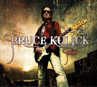 Album cover for Bruce Kulick's BK3 album
