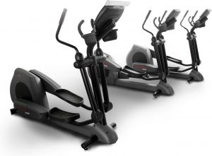 Elliptical machine - major part of my cardio workouts.