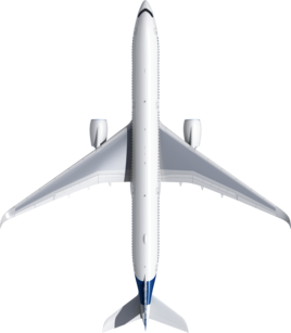 A350-1000 Wing span