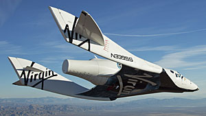 Virgin Galactic, which is currently testing its SpaceShipTwo craft, said in a statement Wednesday that the contract marks an \