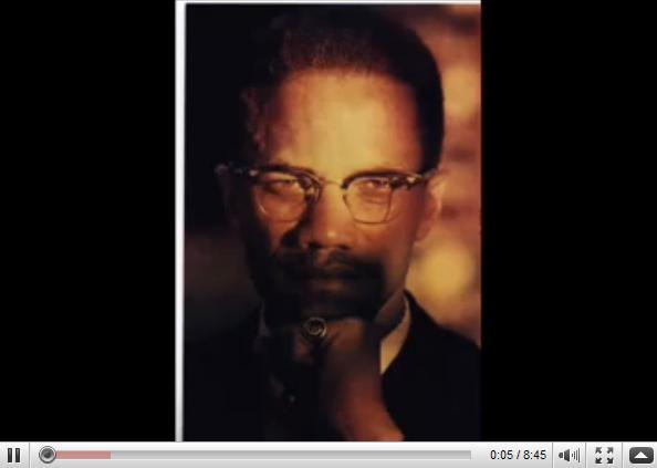 Malcolm X - Field Negro vs House Negro
