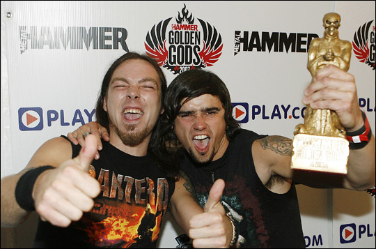 Winners ... Bullet for My Valentine
