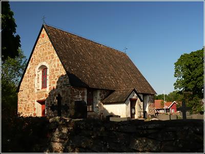 Церковь Geta kyrka