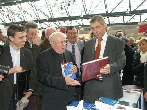 Le cardinal primat de Belgique et le Grand Maître du Grand Orient de Belgique en débat