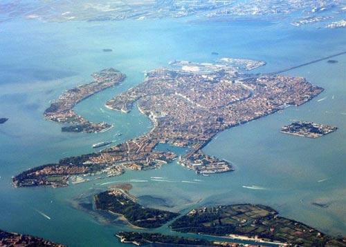Những thành phố trên đảo nổi tiếng thế giới