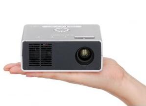 Mitsubishi pocket projector review