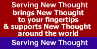 Serving New Thought brings New Thought to our fingertips