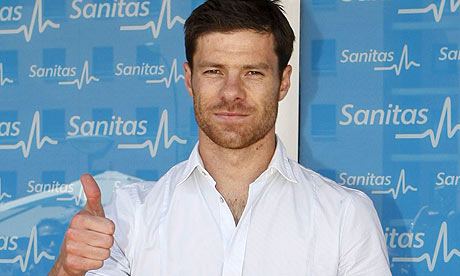 xabi alonso poses for pho 001 Let Me Be Your Fantasy