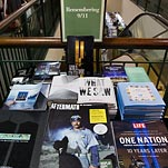 9/11 Books Released Into a Sea of Others